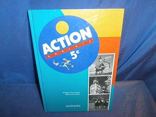 ANGLAIS 5EME. Edition 1997