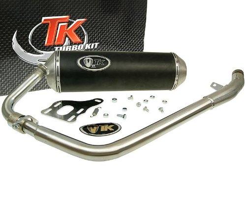 Turbo Kit échappement Road X pour Kymco Quannon 125 (Naked)