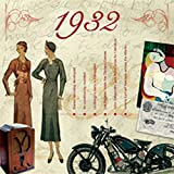 1932 The Classic Years 20 Track CD Greetings Card