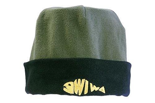 WiWa Fleece Mütze 200g Polarfleece Fleecemütze Angelmütze Cap Angelhut