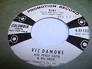 Vic Damone - Vic Damone: The Complete Columbia Singles Collection (Disk 1of 2)