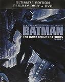 Batman : The Dark Knight Returns - Partie 1 - Combo Blu-Ray + DVD - Steelbook format Blu-Ray - Collection DC COMICS [Blu-ray] [Combo Blu-ray + DVD - Édition boîtier SteelBook]