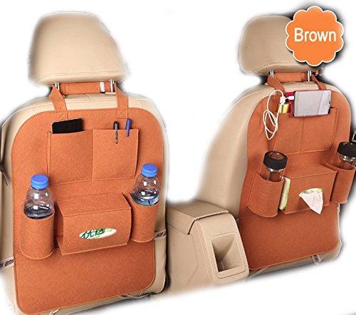 Auto sedile posteriore Organizer, regolamento, auto, capienza, feltro