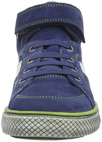 88 Azul Água Jovens kombi Sneakers 700198 Superfit Luke Altos qx68zAX