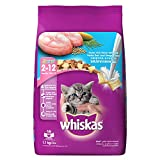 #9: Whiskas Kitten Cat Food Junior Ocean Fish, 1.1 kg Pack