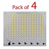 210 SMD Led -100W Aluminum Plate Base Board for LED Flood Light White