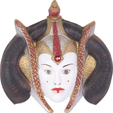 Imagen 1 de Máscara Amidala infantil - Única