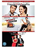 Friends With Benefits/Bounty Hunter/The Ugly Truth [DVD]
