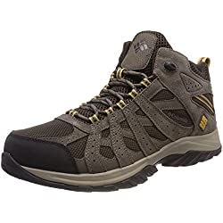 Columbia Canyon Point Mid Waterproof Zapatillas Impermeable Para Hombre Marrón