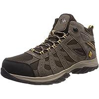 Columbia Canyon Point Mid, Zapatos Impermeables de Senderismo para Hombre