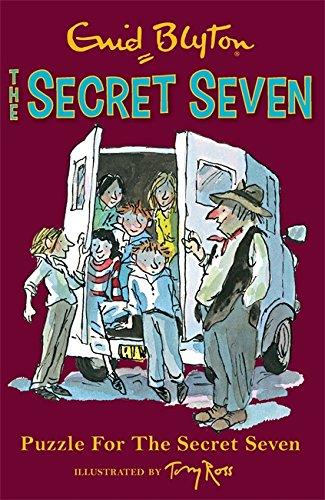 Puzzle For The Secret Seven: Book 10