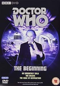 Doctor Who: The Beginning (3 Dvd) [Edizione: Regno Unito] [Edizione: Regno Unito]