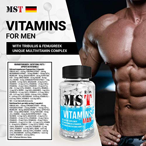 Vitamin for Men (Test) (90)