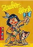 Bloc à dessin magique * * Amérindien avec 24feuilles dans Lutz Mauder//18596//LIVRE DE COLORIAGE de peindre Bloc de papier format A8magique blöckchen enfants cadeau pour un magicien magique