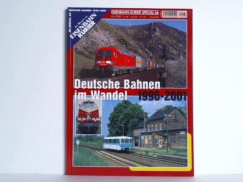 nbahn-Kurier - 3. Quartal 2002, Nr. 66: Deutsche Bahnen im Wandel 1996 - 2001 ()