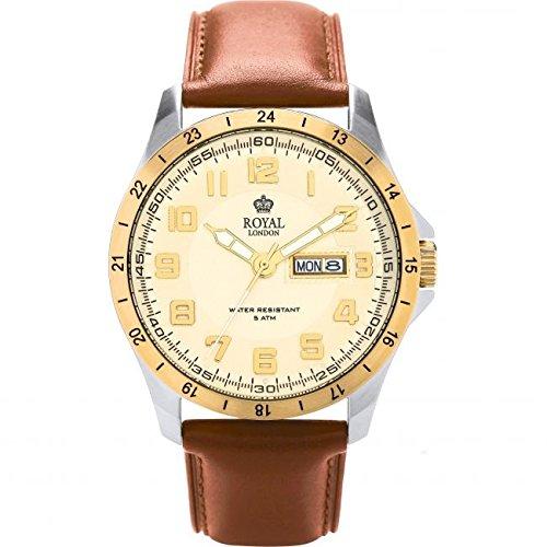 Para hombre Royal London reloj 41305–02