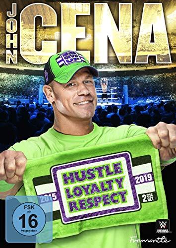 Wwe:John Cena-Hustle,Loyalty,Respect [2 DVDs]