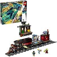LEGO- Hidden Side Espresso Fantasma, Set di Costruzione per la Realtà Aumentata, Compatibile iPhone/Android, Multicolore, 70424