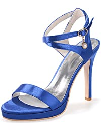 Scarpe Amazon it E 36 Raso Scarpe Sandalo Borse 8wIq4wx
