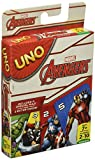 Mattel Marvel Avengers UNO Card Game by