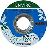 3D Printlife Enviro ABS 1,75mm Schokolade 3D-Drucker Filament, Maßhaltigkeit <+/- 0,05 mm, Schokolade - gut und günstig