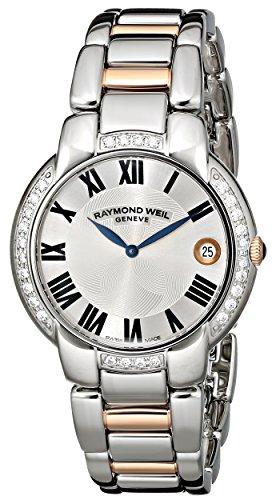 Raymond Weil Jasmine Quartz 2-tones & diam watch