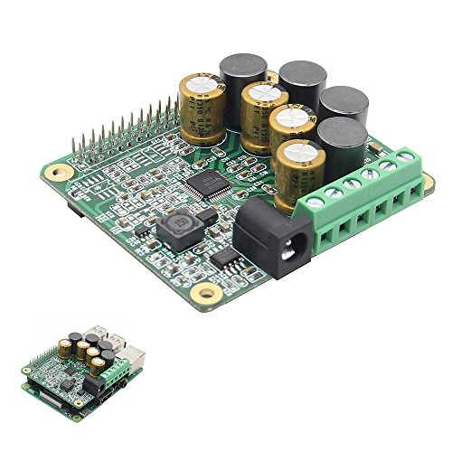 ILS - HIFI AMP Expansion Board Audio Module For Raspberry Pi 3 Model B / Pi 2B / B+