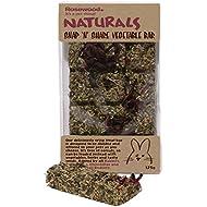 Rosewood Naturals Snap-n-Share Vegetable Bar Treat 125 g