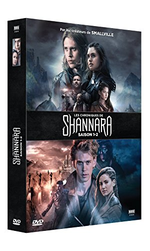 Shannara chronicles the best amazon price in savemoney les chroniques de shannara lintgrale fandeluxe Gallery