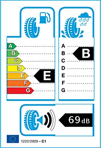 Hankook Ventus S1 Evo 2 SUV K117 a 235 55 R18 100 V – E/B/69 DB – Pneu d'été