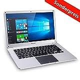 【Win10 4GB RAM 64GB ROM】Great Wall - 14 Zoll Notebook Intel Apollo Lake N3350 Dual Core 64GB TF-Karte Bluetooth 4.0 USB 3.0 Lan Laptop