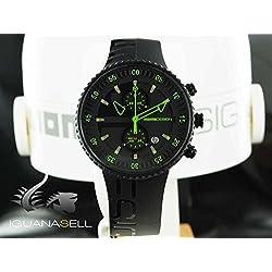 MOMO Design MD2198BK-04BKGR-RB - Reloj