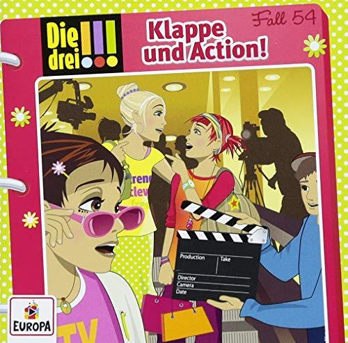 054/Klappe und Action! - Aus Klappe