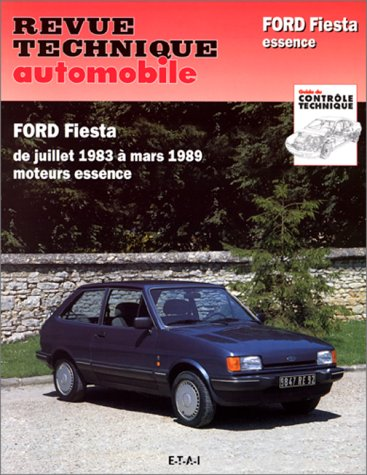 Ford Fiesta essence