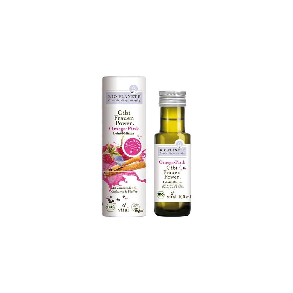 Bio Planete Omega Pink Leinl Mix 100 Ml