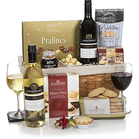 Winter Wonders Christmas Hamper - Part Of Our 2017 Luxury Christmas Hampers & Xmas Gifts Range