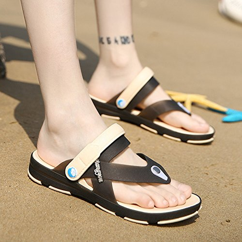 Scothen Sommer Sandale,Unisex Herren Jungen Garden Clogs Shoes Mens Garden Shoes Unisex Adult Sandals Slippers Slip strand Garten Pool Maultier EVA Holzschuhe Schuhe Summer Mountain Shoes Grau
