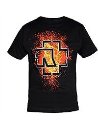 """Rammstein, T-shirt """"Lava Logo"""""""