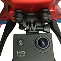 autumn-wind Camera Holder Quad copter Drone Helicopter With Gimble/Gimbal For MJX B3 For SYMA Quadcopter Drone Helicopter from autumn-wind
