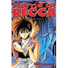 Flame of Recca, tome 12