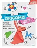 Origamis animés : Des modèles de pliages prêts à voguer, sauter, voler et tourbillonner !