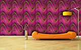 #9: BDPP Washable Vinyl Coated Imported Mettalic Wallpaper-W187(Covers approximately 50 square. Feet.)