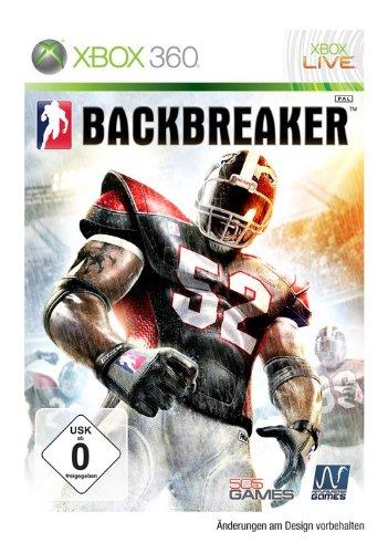 505 Games Backbreaker - [Xbox 360]