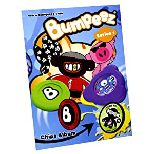 Bumpeez Series 1 Chips Album