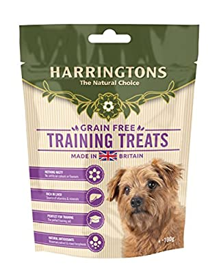 Harrington's Training Treat, 100 g, Pack of 9