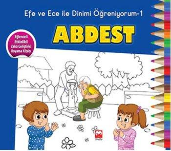 Read Pdf Efe Ve Ece Ile Dinimi Ogreniyorum Serisi 1 Abdest