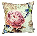 Air Castle- Home Decore- Polyester & Polyester Blend- Classic Cushion Cover best price on Amazon @ Rs. 789