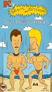 Beavis And Butt-Head: Self Improvement [VHS]