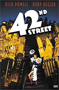 42nd Street (Std) [DVD] [1933] [Region 1] [US Import] [NTSC]