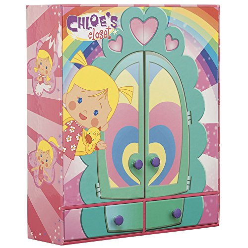 La Magia Chloe - Armario mágico Musical recortables